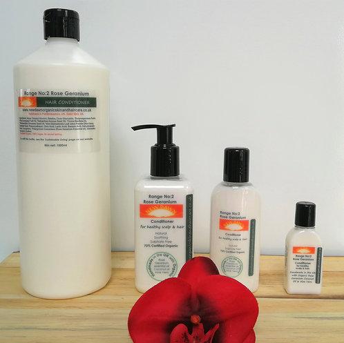 Rose Geranium Hair Conditioner