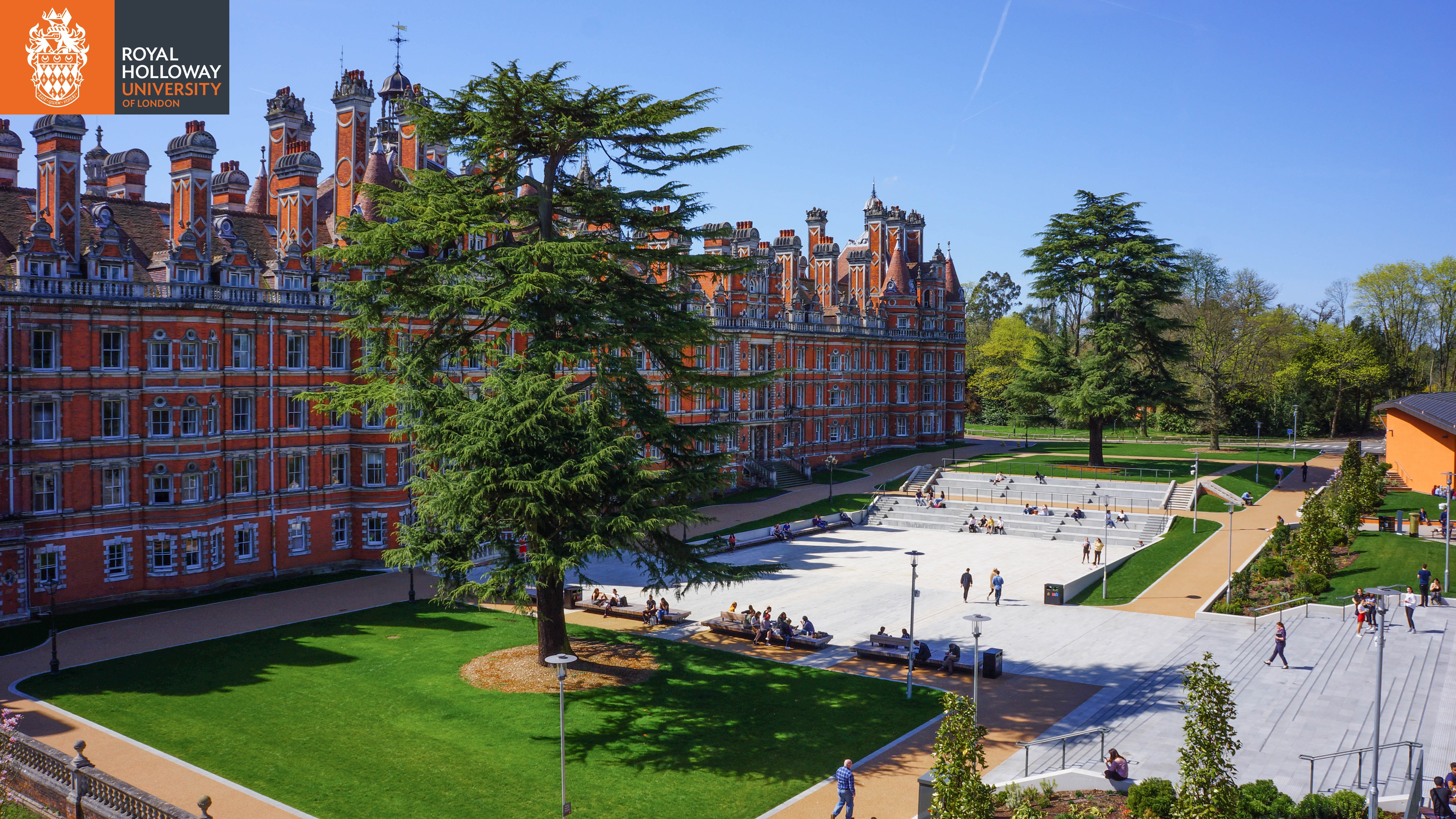 Royal Holloway Founders Square Image