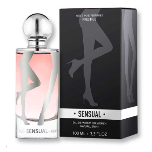 New Brand Sensual - Eau de Parfum for Women 100 ml