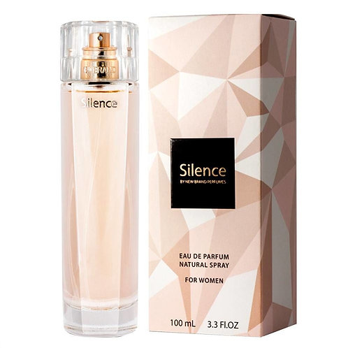 New Brand Silence - Eau de Parfum for Women 100 ml