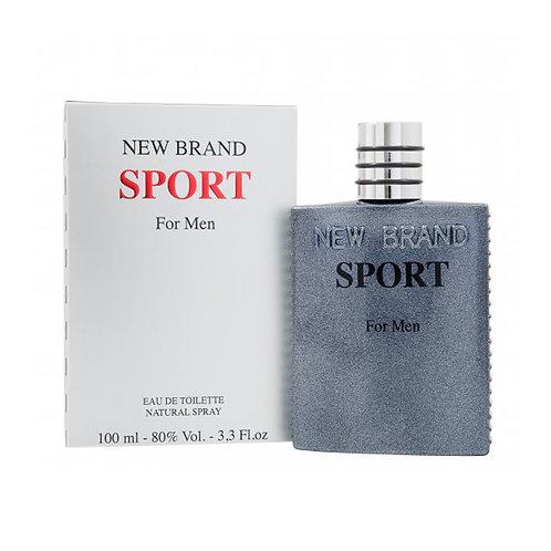 New Brand Sport For Men - Eau de Toilette for Men 100 ml