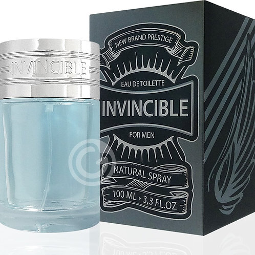 New Brand Invincible Men - Eau de Toilette for Men 100 ml
