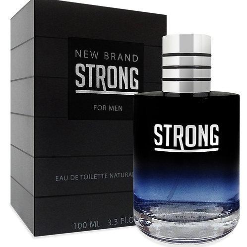 New Brand Strong - Eau de Toilette for Men 100 ml