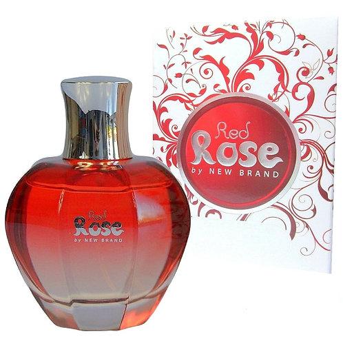 New Brand Red Rose - Eau de Parfum for Women 100 ml