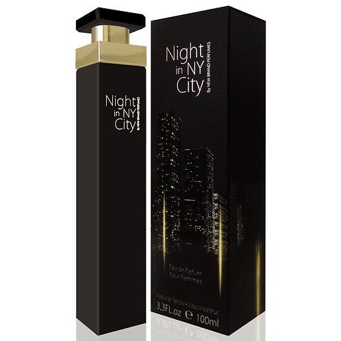 New Brand Night In New York City - Eau de Parfum for Women 100 ml