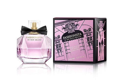 New Brand Fashionista - Eau de Parfum for Women 100 ml