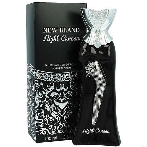 New Brand Night Cancan - Eau de Parfum for Women 100 ml