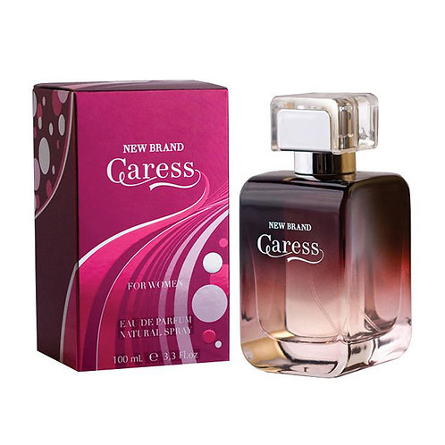 New Brand Caress - Eau de Parfum for Women 100 ml