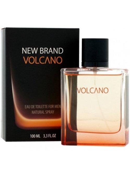 New Brand Volcano - Eau de Toilette for Men 100 ml