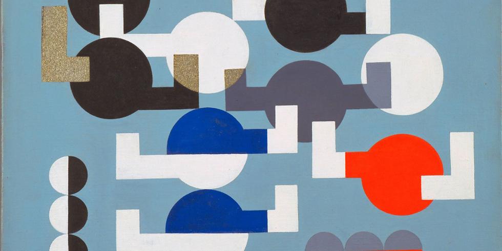 Sophie Taeuber - Arp at Tate Modern