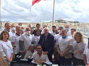 12 06 2020 L'UGS et la charte Marseille
