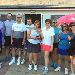 2016 ELTC August Bank Holiday Mixed Doubles Tournament