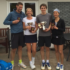 2016 May Bank Holiday Mixed Doubles Tournament