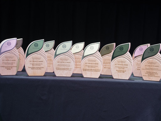 USGBC National Capital Region Announces 2021 Community Leader Project Award Finalists