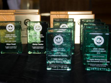 USGBC Virginia Announces 2021 Community Leader Project Award Finalists