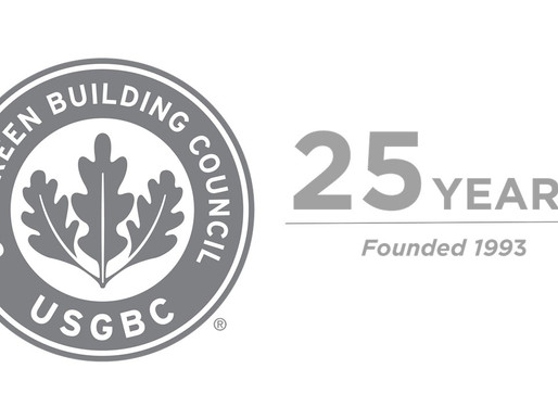 Celebrate USGBC's 25th Anniversary by Taking on the USGBC-NCR Membership Challenge