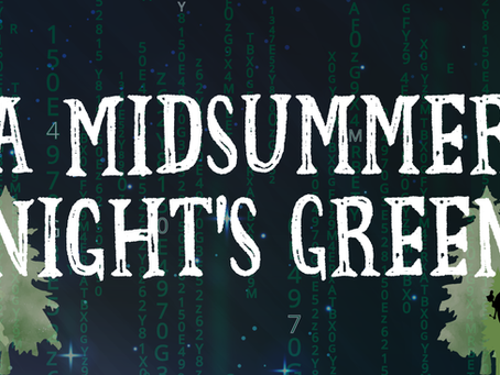 Four Reasons to Sponsor A Midsummer Night's Green