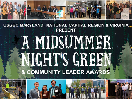 An Awards Event like No Other: Top Reasons to Attend A Midsummer Night's Green 2021