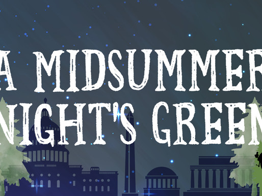 Look Who's Coming to A Midsummer Night's Green!