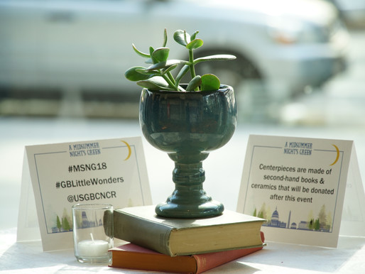 When planning for an event, sustainability is the name of the game