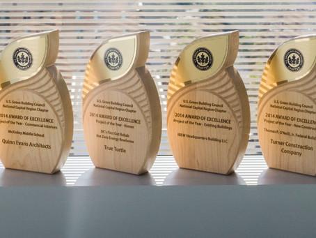 USGBC National Capital Region Announces 2020 Project Award Finalists