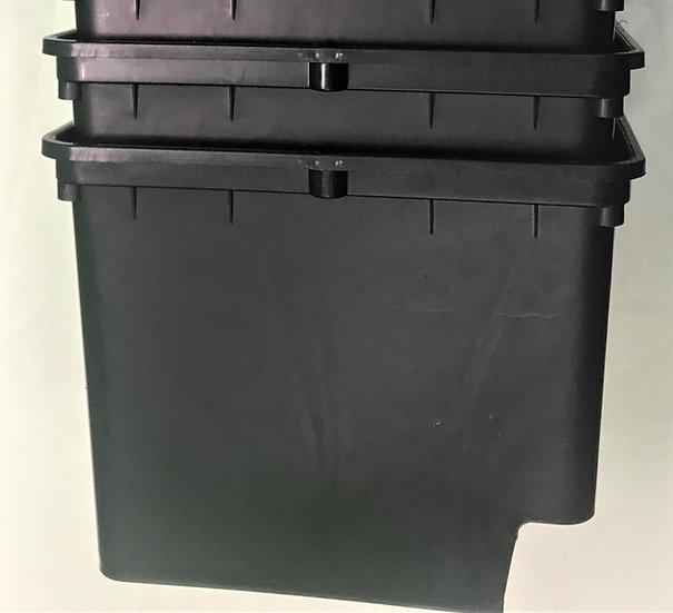 10 Bato Buckets - includes elbows - Free Shipping