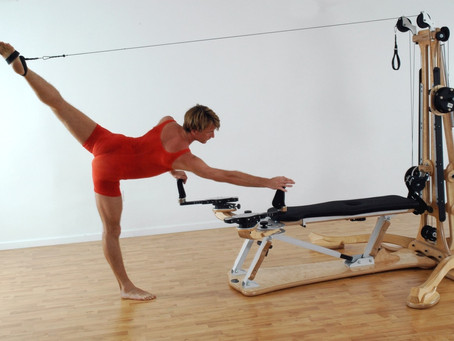 The Road to Recovery: Beating an Injury With Gyrotonic Movement