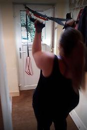 KO8 suspension training