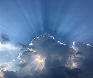 Sunburst Cloud