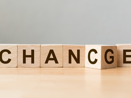 How to perceive change as an opportunity