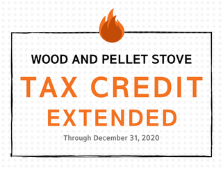 Biomass Stove Tax Credit Has Been Extended!