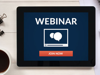 Important Webinar on the New Tax Credit