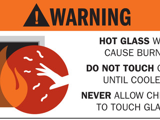 Safety Standard for Hot Glass-Front Fireplaces Takes Effect
