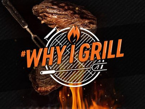 #WhyIGrill
