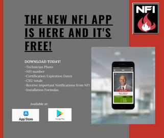 New NFI App is Here and It's Free