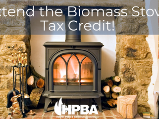 Save the Biomass Stove Tax Credit - Send Congress an Email