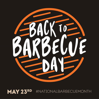 Back to Barbecue Day is May 23 – How You Can Take Part