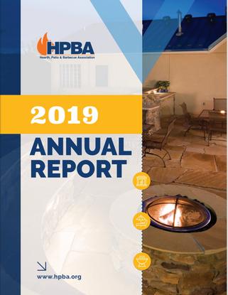 HPBA 2019 Annual Report