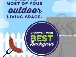 5 Ways to Build Your Best Backyard this National Barbecue Month