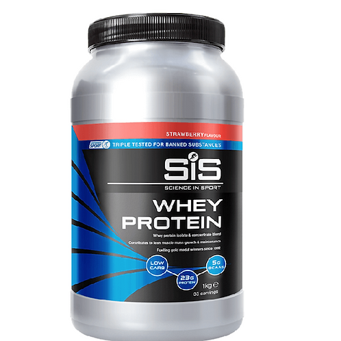 SIS Whey Protein Powder