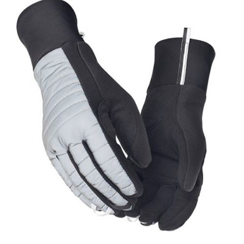 PEdAL ED REFLECTIVE THERMO GLOVES GREY