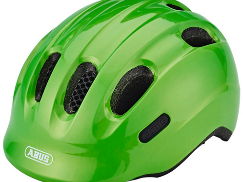 Helm ABUS Smiley 2.0 Sparkling Green