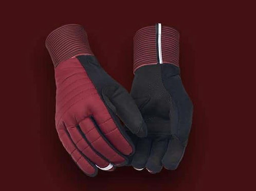 PEdAL ED THERMO GLOVES BORDEAUX