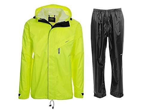 AGU Agu passat rain suit neon yellow