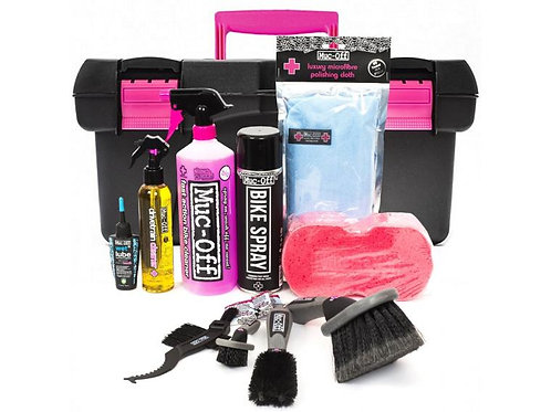 MUC OFF Muc-off bicycle care ultimate kit