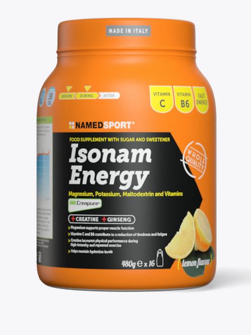 NAMEDSPORT Isonam Energy Orange 480 g