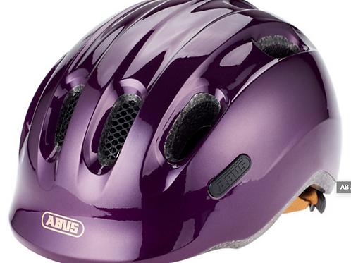Helm ABUS Smiley 2.0 Royal Purple
