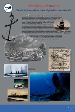 Epaves de navires