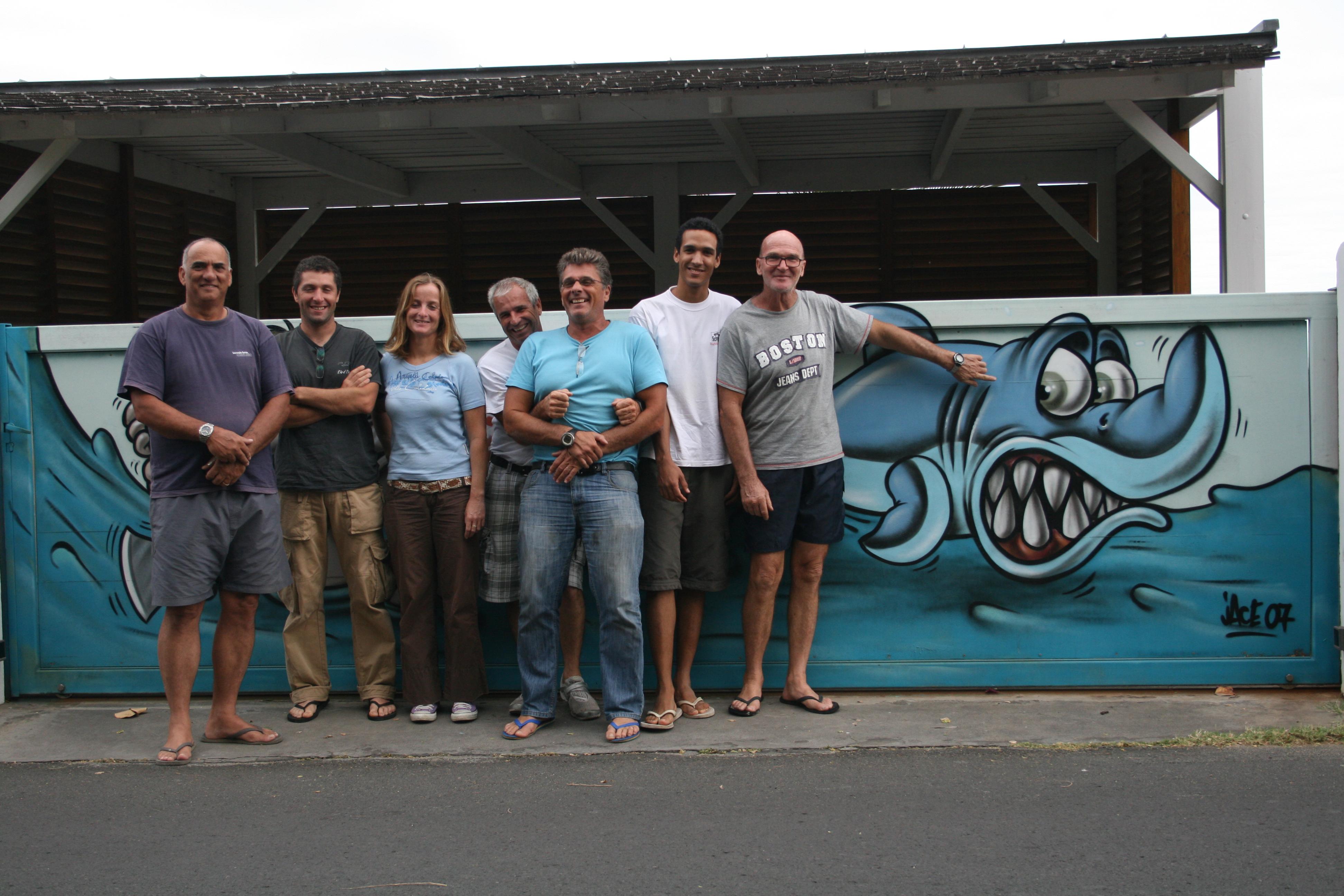 Campagne 2011 Pointe des Aigrettes