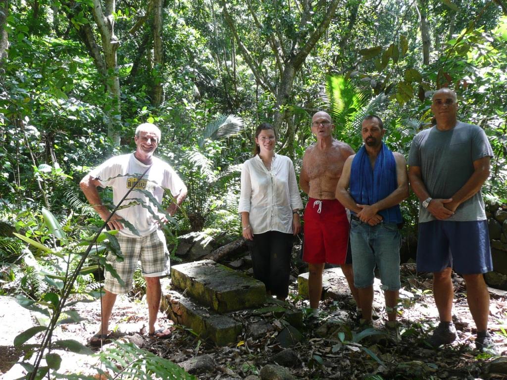 Cimetière Seychelles